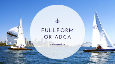 what is adca