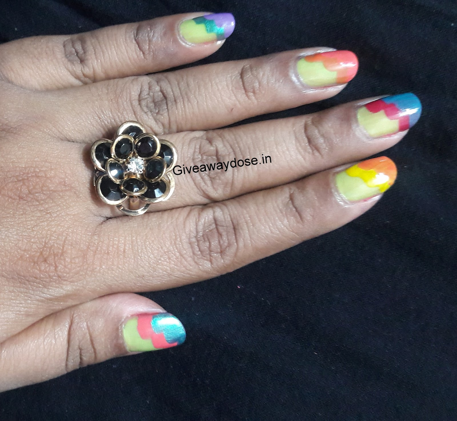 Giveaway Dose East Nail Art