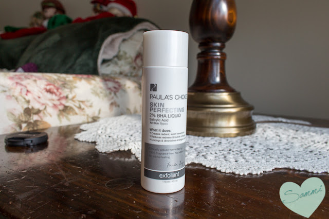 Beauty Buff Favorites of 2015: Skincare: Paula's Choice BHA 2%