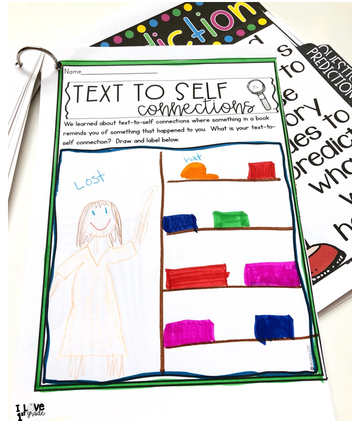 Reading Comprehension Strategies In First Grade - I Love 1st Grade
