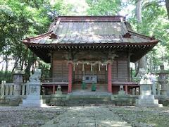 湯河原・五郎神社