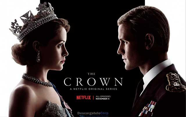 The Crown Temporada 1 Completa HD 720p Latino Dual