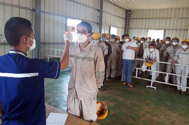Media Asing Soroti Ribuan Pekerja China Dikarantina di Morowali