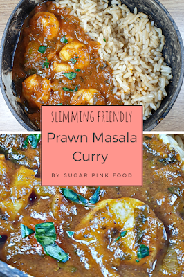 Prawn Masala Curry Recipe | slimming world curry