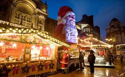 In the Kingdom of the Goodman Winter - Lyrics of Christmas Songs
