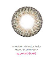 http://www.queencontacts.com/product/Innovision-tri-color-Ardor-Hazel-14.5mm-1147/23784