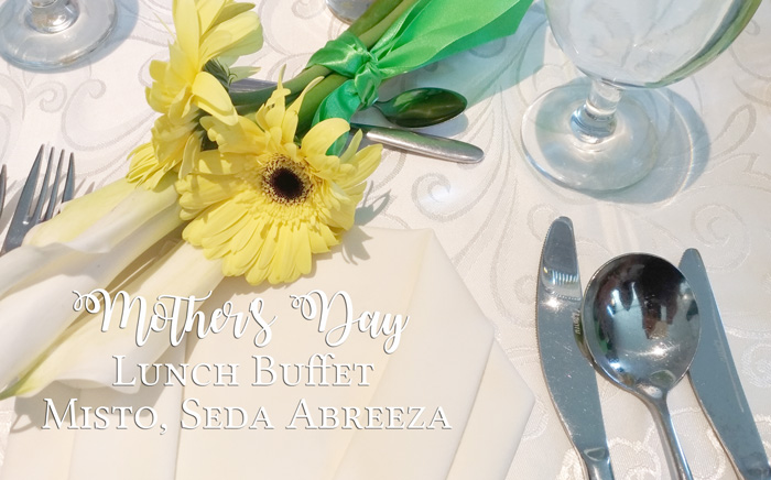 Mother's Day Lunch Buffet at Misto, Seda Abreeza