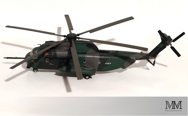 Sikorsky HH-53 C Super Jolly Green Giant