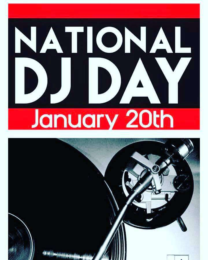 National DJ Day Wishes For Facebook