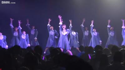 Okada Nana put =LOVE song on STU48 new stage