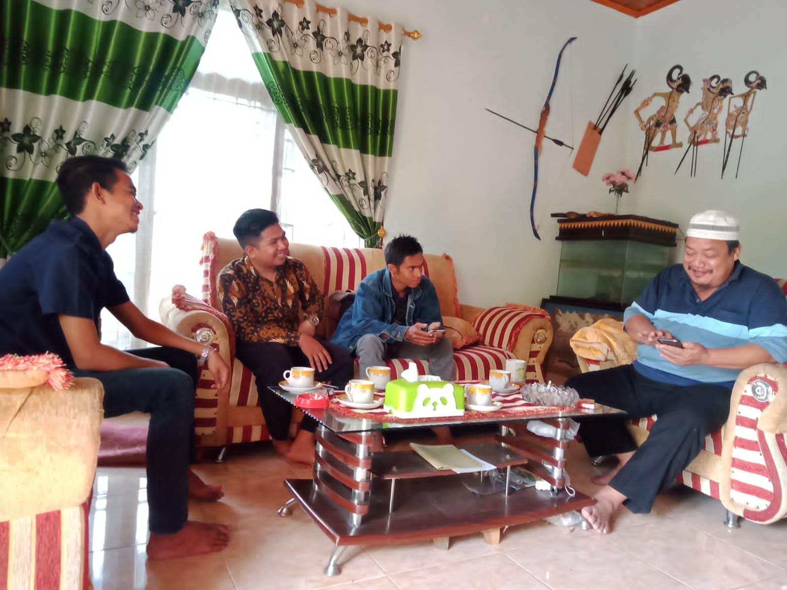 Pengurus SNNU Kabupaten Pasaman Barat.