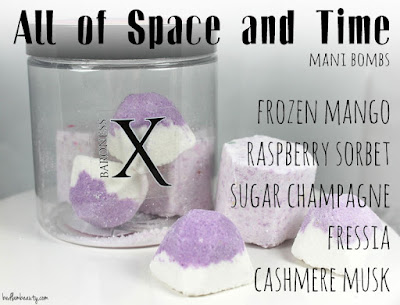 Baroness X Black Friday Special: All of Space and Time Mani Bombs
