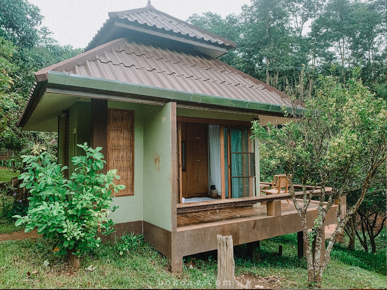 ห้อง Modern Bungalow with Patio