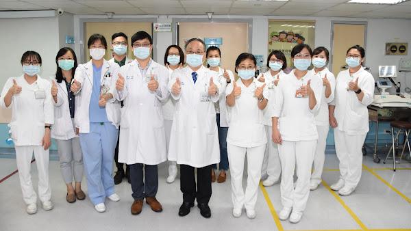 抗癌勇士不懼病魔 彰基兒童醫院首設會考考場