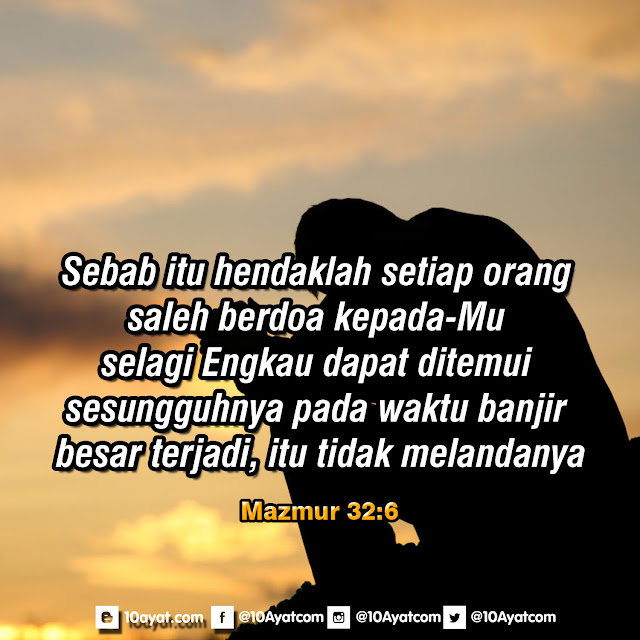 Mazmur 32:6