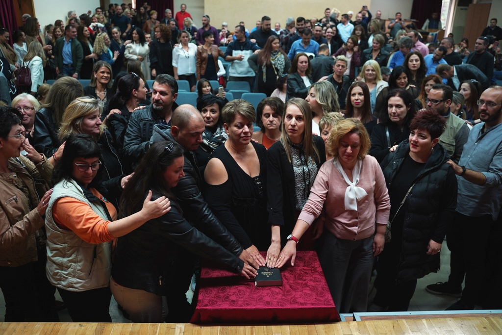 Αναλαμβάνουν υπηρεσία 125 υπάλληλοι της Καθαριότητας στο Δήμο Λαρισαίων