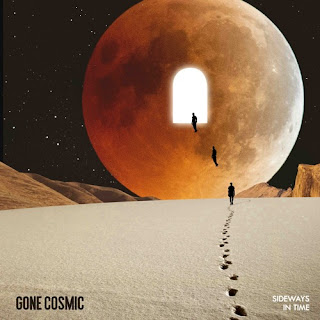 albumGone Cosmic - Sideways in Time