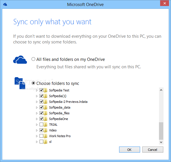 تحميل برنامج ون درايف مجانا Microsoft OneDrive 2015 Build
