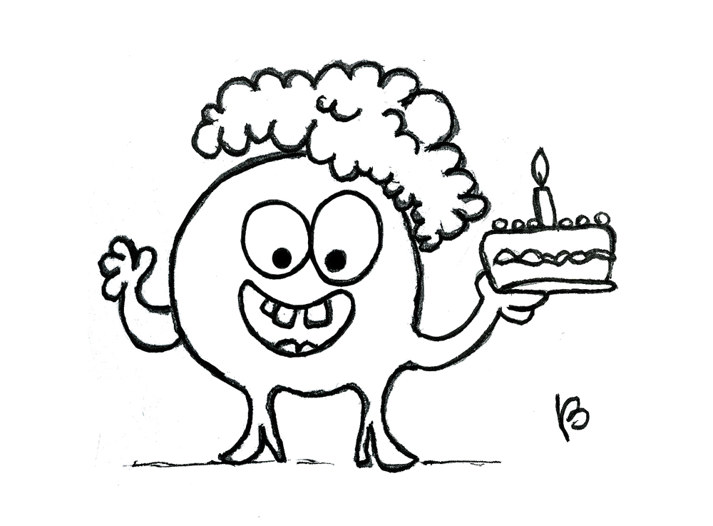 Life At Work: BUON COMPLEANNO BISCUIT