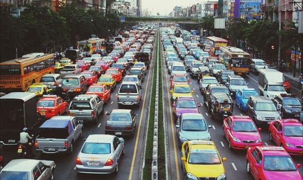 The UK shortened against their transportation
