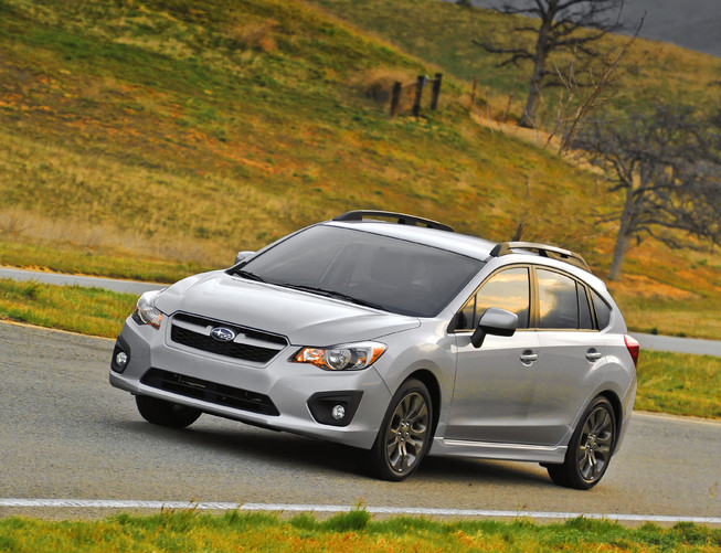 Subaru Impreza Hatchback 2013 Specs Price and defects ...