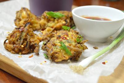 Bakwan Vegetable Fritters