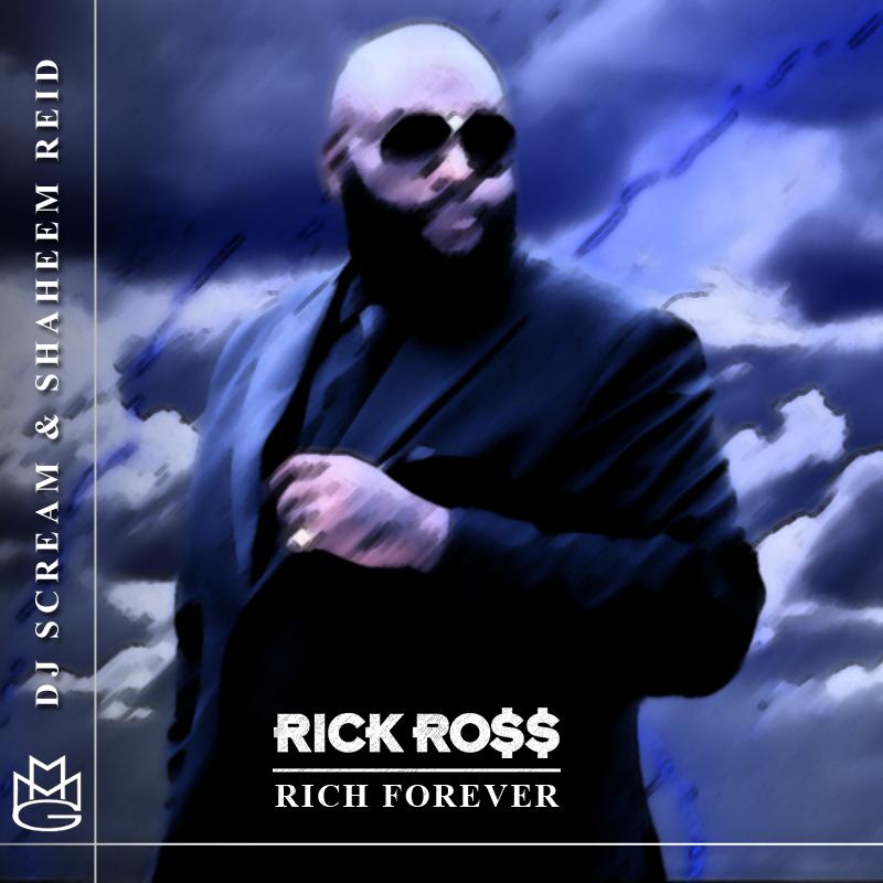 Rick Ross • Rich Forever Cover
