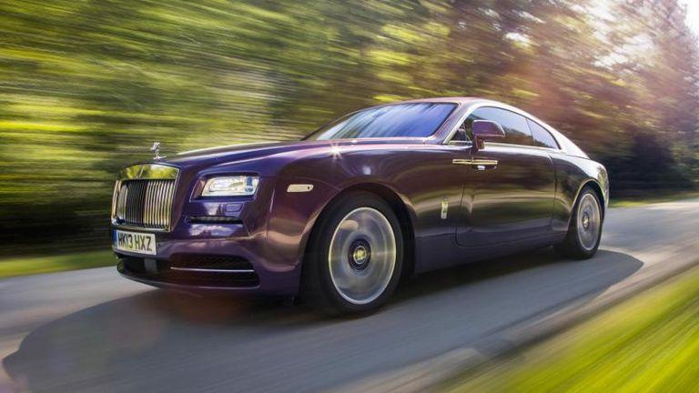 طراز Rolls-Royce Wraith