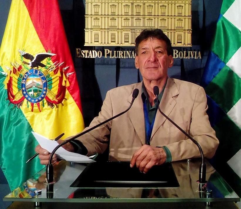 Fernando Fernández Villanueva llevaba años en la cobertura política en Plaza Murillo