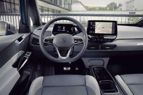 VW ID3 supera Tesla Model 3: elétrico + vendido na Europa