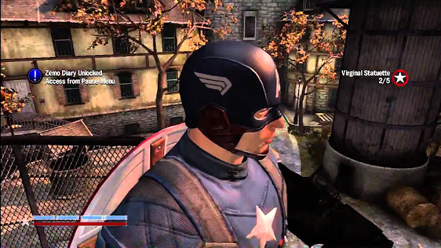 Captain America Super Soldier - Xbox 360 - Multi5 - Captura 4
