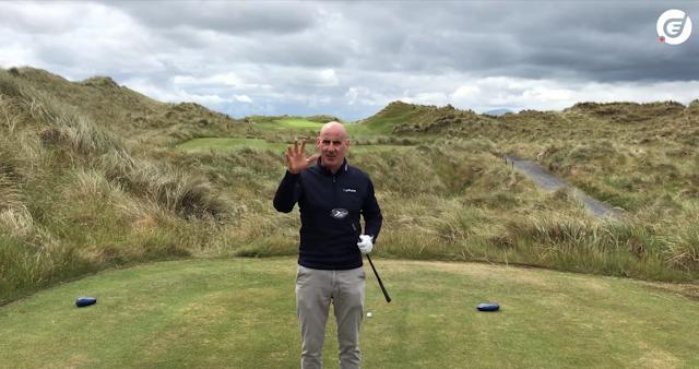 Enniscrone Golf Keith O'Neill