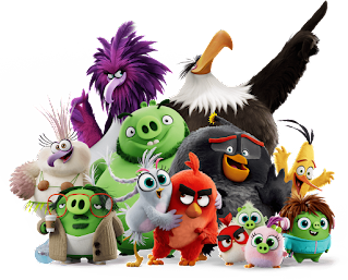 The Angry Birds Movie 2 (2019) Download HD & Watch Online