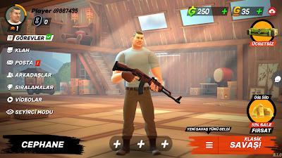 guns of boom mermi hileli apk