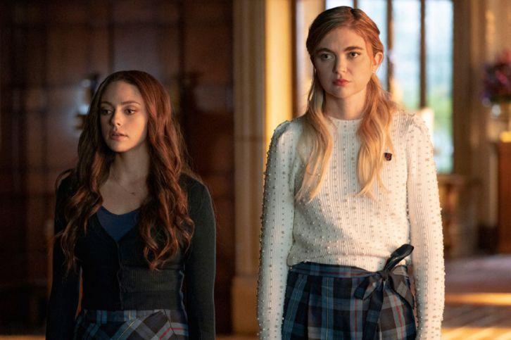 Legacies - Episode 3.06 - To Whom It May Concern - Promo, Promotional Photos + Press Release
