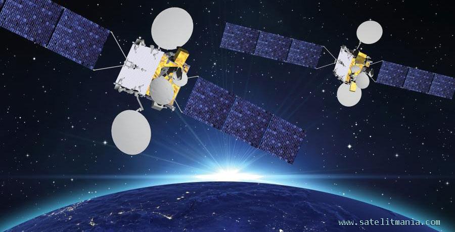 Daftar Frekuensi Terbaru Satelit Koreasat 5A