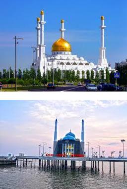 Bacaan Doa Masuk Ke Masjid