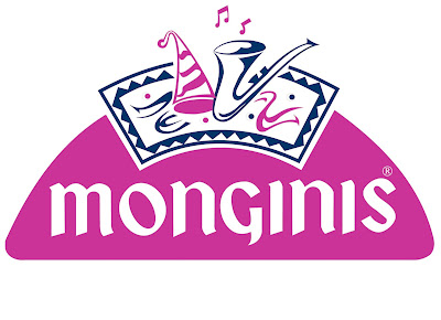 Monginis cake and chocolates-LOGO