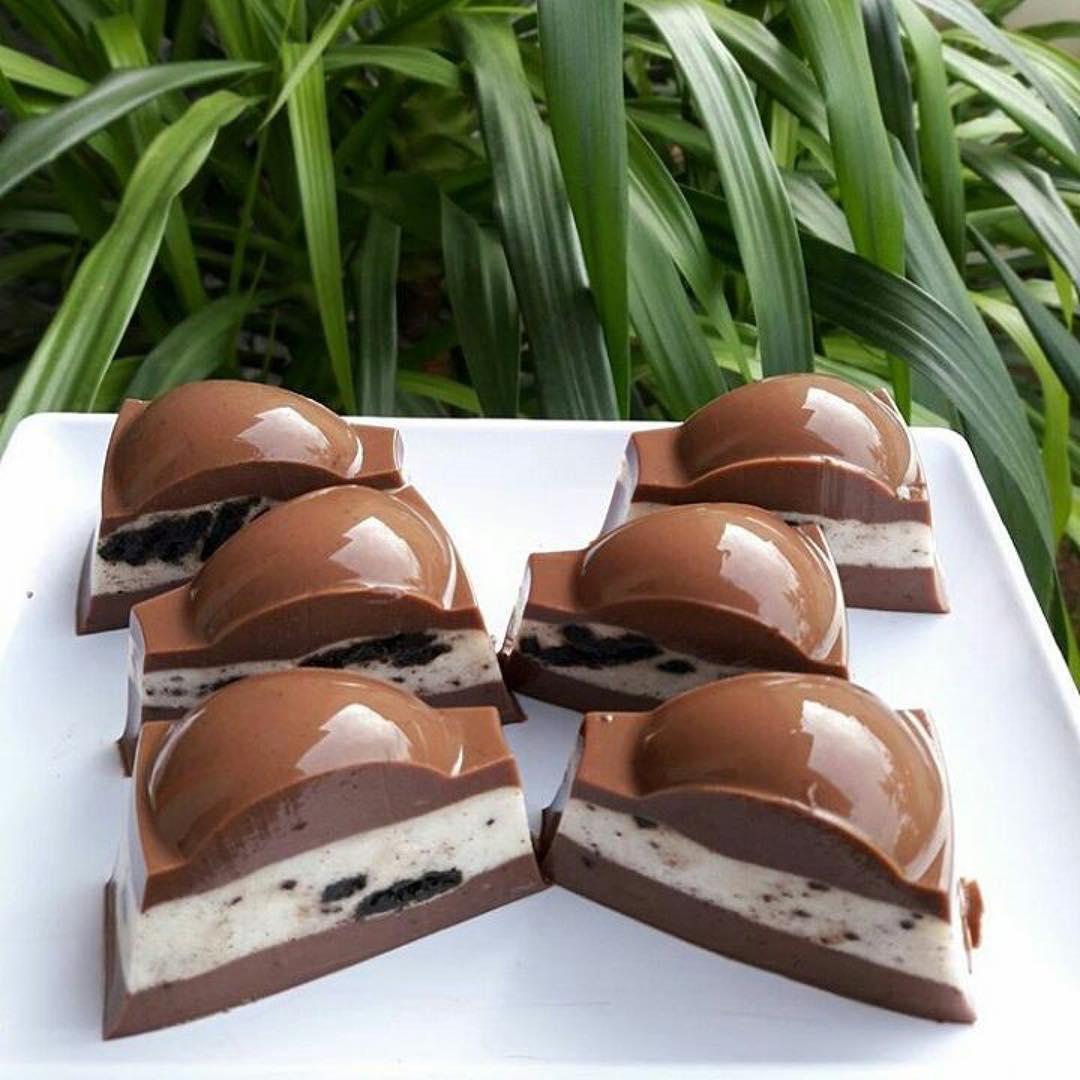 101+ Gambar Puding Coklat Oreo Paling Hist