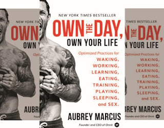 Aubrey Marcus' Book: Own the Day and Your Life - Pragmatic and Effective Lifestyle Strategies for Everyman and Everywoman