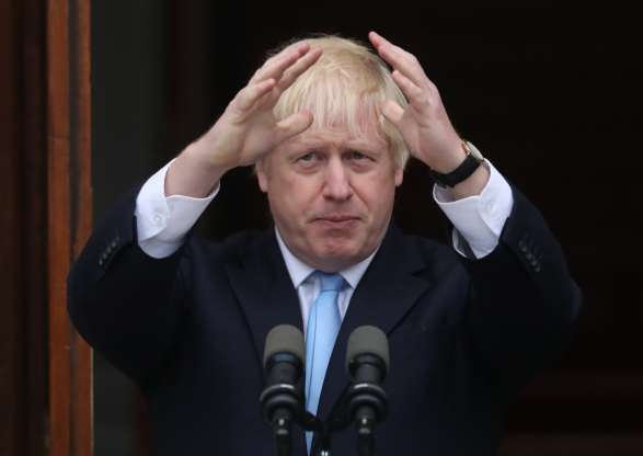 Coronavirus: Boris Johnson could stay in isolation beyond tomorrow as symptoms continue