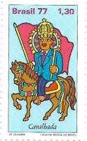 Selo Cavalhadas de Pirenópolis, Rei Cristão