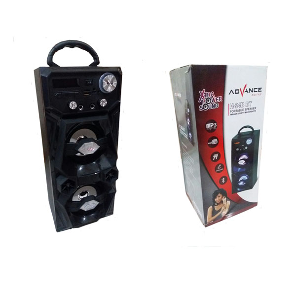 Palugada® - Online Hyperwebstore  Advance H-24B BT Speaker Portable ... c7451974f4