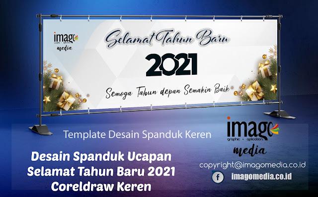 Desain Spanduk Ucapan Selamat Tahun Baru 2021 Keren ...