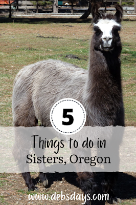 5 things to do in Sisters, Oregon
