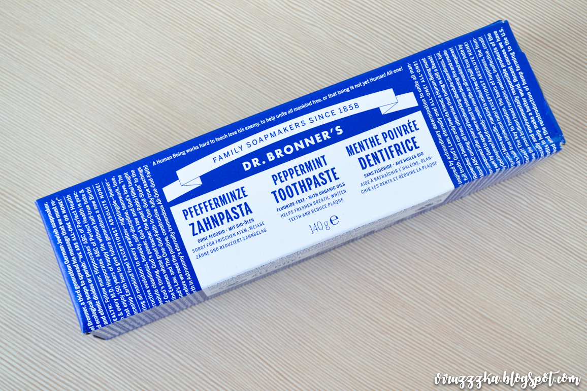 Dr Bronners Peppermint