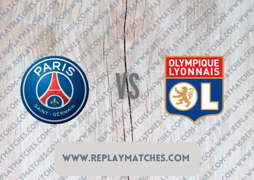 PSG vs Lyon Full Match & Highlights 19 September 2021