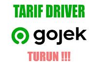 Tarif Gojek Turun Harga, Driver Mogok Kerja