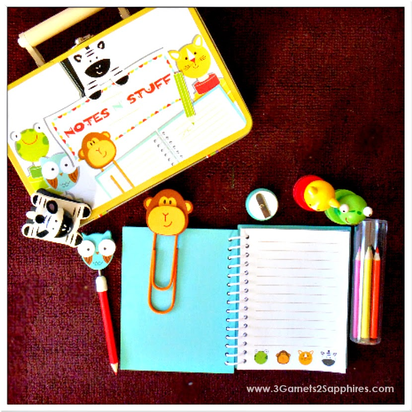 The Manhattan Toy Company's Imagine I Can Notes N' Stuff Activity Set