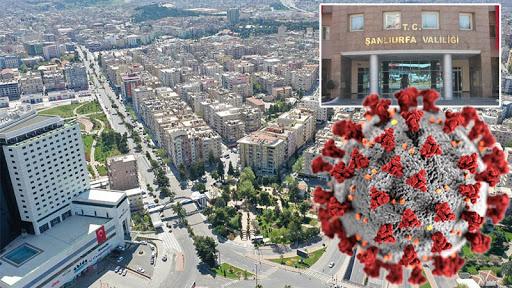 Şanlıurfa'da 29 bina ve 1 mahalle için karantina kararı